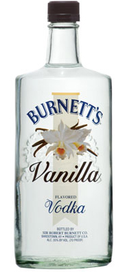 Burnetts Vodka Vanilla